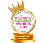 Mummy's Market Award 2019 Best Nursing Bra For Support