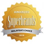 Superbrands Malaysia's Choice 2018