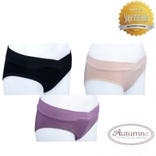 Autumnz Bamboo Maternity Panty - Tripple Pack